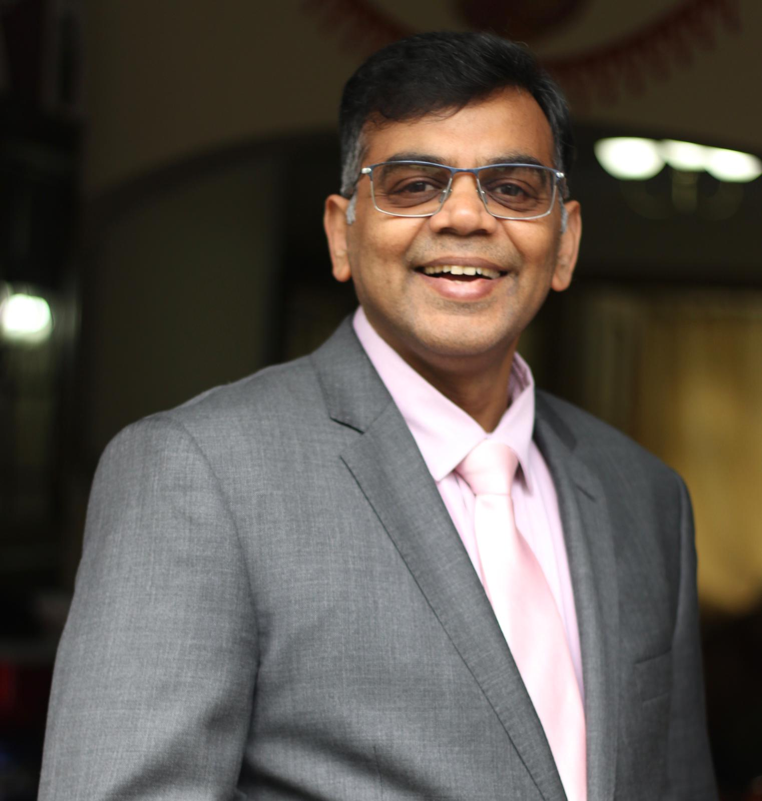 Rajiv Bongirwar