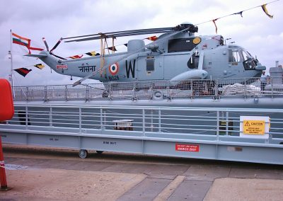 SeaKing Mk42B Indian Navy 2005