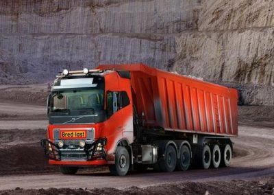 Volvo Autonomous Truck NA