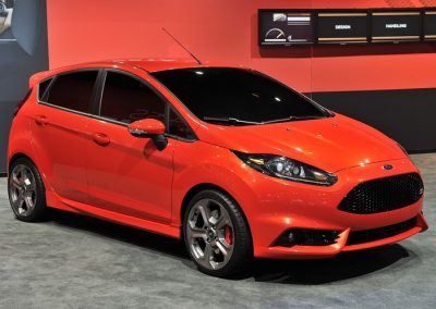 Ford Fiesta ST front view