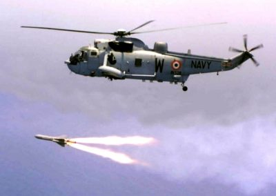 MK42B On Air Missile