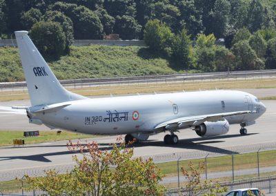 P8I Maritime Reconnaissance Aircraft